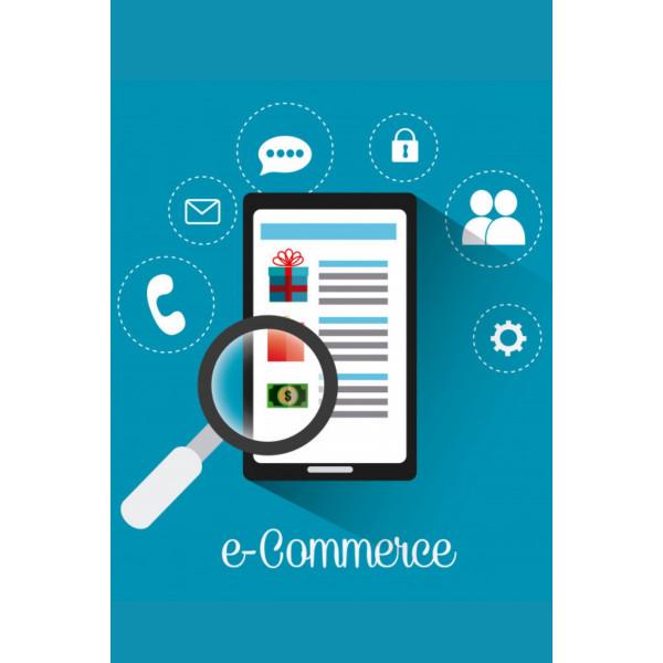 site de vente en ligne e-commerce